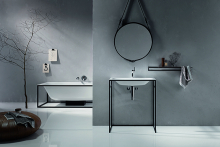 Bette's enamelled steel baths, shower floors and washbasins