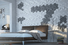 Decorative panels by Kolourful Creative Solutions