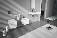 Tutto Bagno gives bathrooms the wow factor
