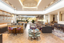 Crowne Plaza Reading boasts new restaurant and bar interior