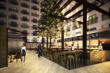 Hyatt Regency San Francisco Airport slated for completion by summer 2016