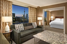 Sheraton Centre Toronto Hotel announces completion of significant renovation