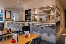 Solus products used in eye-catching makeover of GBK branch