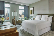 Four Seasons Hotel New York Downtown poised to open