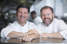 Galvin brothers announce restaurant in St Albans