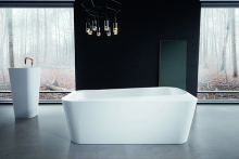 Kaldewei to bring Meisterstück Emerso bathtub to 100% Design