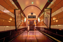Cahoots collaborates with Bombay Sapphire for vintage cocktail train