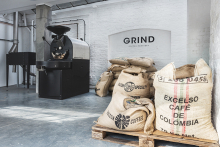 Grind opens its own roastery in Shoreditch