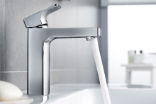 Urban design solution with the L90C basin mix tap