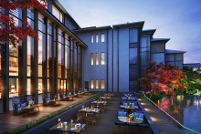 Four Seasons hotel opens in Kyoto
