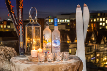 Courthouse Hotel to launch Winter Ski Terrace with Grey Goose
