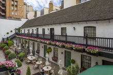 Champalimaud Design appointed to carry out renovation at The Stafford London