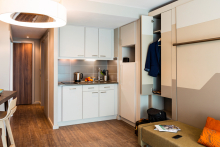 Aparthotels Adagio launches first of its new-concept aparthotels in Edinburgh