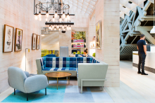 Hotel design needs to accommodate the 'blurred lines' across our lives