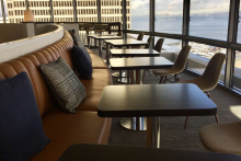 Hyatt Regency San Francisco's Regency Club Lounge undergoes renovation