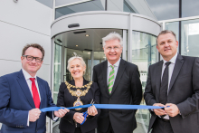 Geberit's new head office opens for business