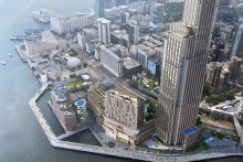 New World Development announces plans for mixed-use harbourfront development in Hong Kong