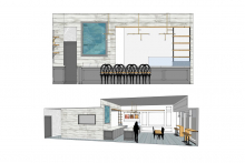 GTM Architects unveil design for Pluma by Bluebird Bakery