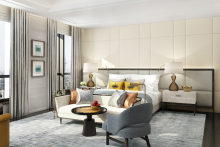 New opening The St. Regis Shanghai Jingan blends innovation and tradition