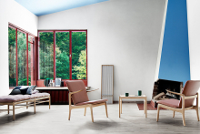 Carl Hansen & Son adds Wanscher's Beak Chair to exclusive portfolio