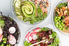 Ahi Poké to open in the Bloomberg Arcade