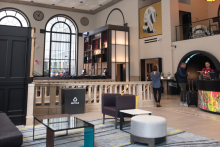 Aloft Philadelphia Downtown opens