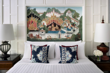 Anantara Siam Bangkok Hotel unveils Thai-inspired guest rooms