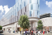 London's South Bank to welcome new hotel in 2018