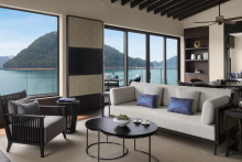 HBA designs tranquil resort on the shores of Qiandao Lake