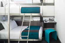 New York City's first modular hotel opens