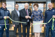 Courtyard by Marriott Edinburgh West opens its doors