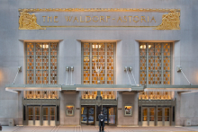 Renovation of Waldorf Astoria New York to begin in December
