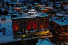 Hotel Saranac, Curio Collection by Hilton re-opens
