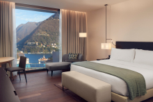 Hilton Lake Como now open