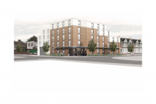 LHG given go-ahead to transform Wembley hotel