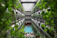 Earth-friendly accommodation: designing greener hotel rooms in 2018