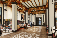 Iconic San Francisco hotel unveils new name and major renovation
