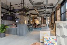 Solus Ceramics launches new showroom in heart of Clerkenwell