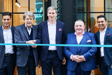 Oscar Wilde's grandson officially opens first Wilde aparthotel by Staycity