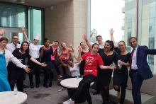 Arora Group puts its heart into Wellbeing Week