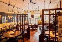 Dishoom Manchester opens in Listed Masonic lodge
