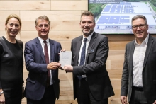 GROHE recognised for sustainable production plant