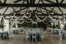 Kährs flooring enhances Barra Castle's striking events venue