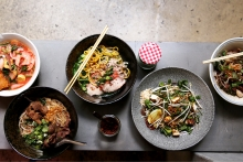 Hoh Sek Noodles now open in St. Katharine Docks