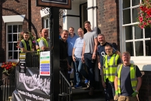 The Swan at Tarporley begins renovations