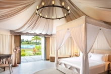 Tribute portfolio debuts its first tented concept resort