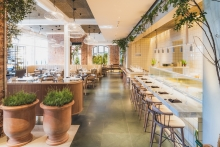 Bloomsbury Street Kitchen opens in London's West End