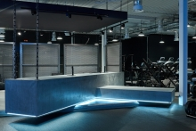 Oktra designs state-of-the-art Gymshark gym in Solihull