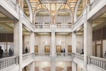 ODA appointed for Detroit Book Tower restoration