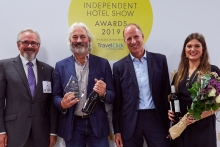 Winners of Independent Hotel Show Awards announced